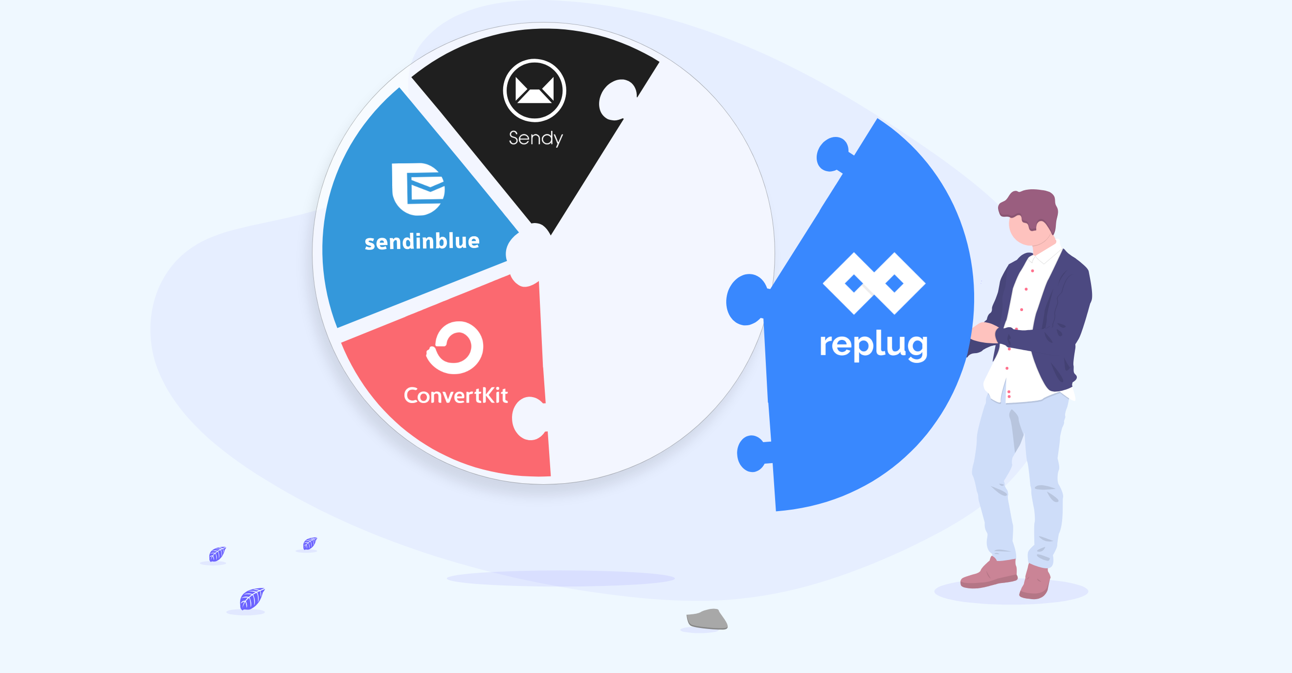 Replug announces its latest Integrations
