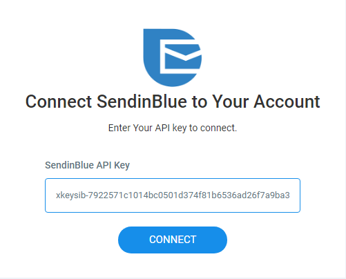 Replug Sendinblue Integration