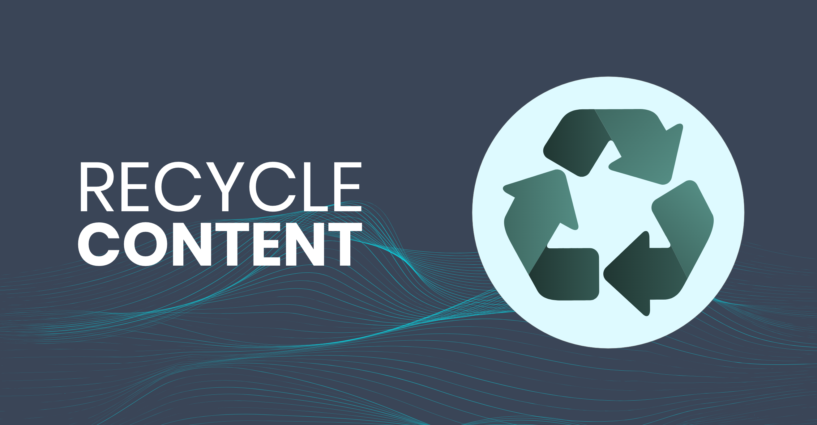Recycle Content-Replug