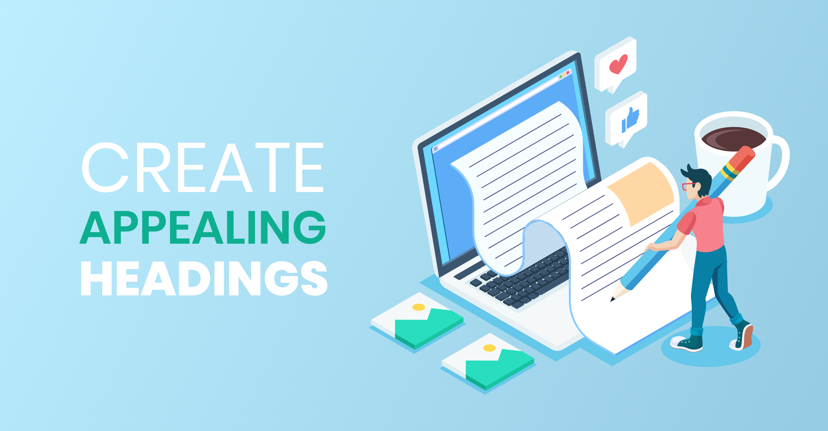 Create Appealing Headings-Replug