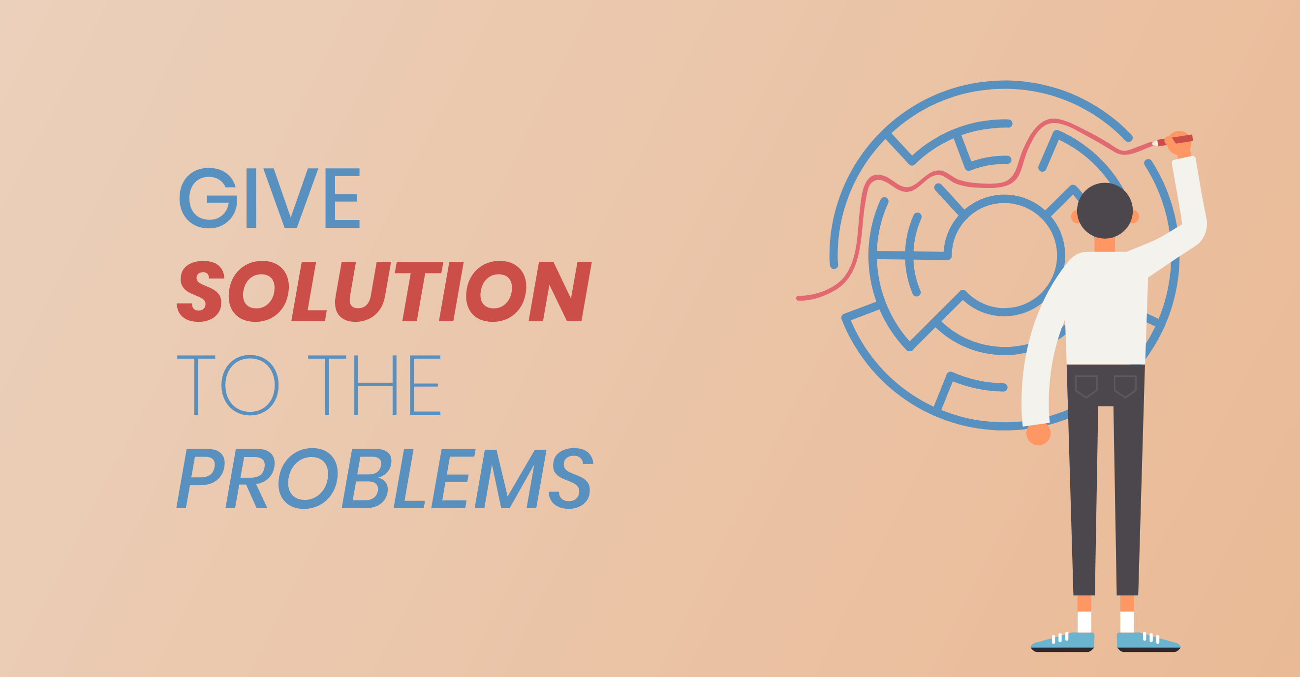 Solve Problems-Replug