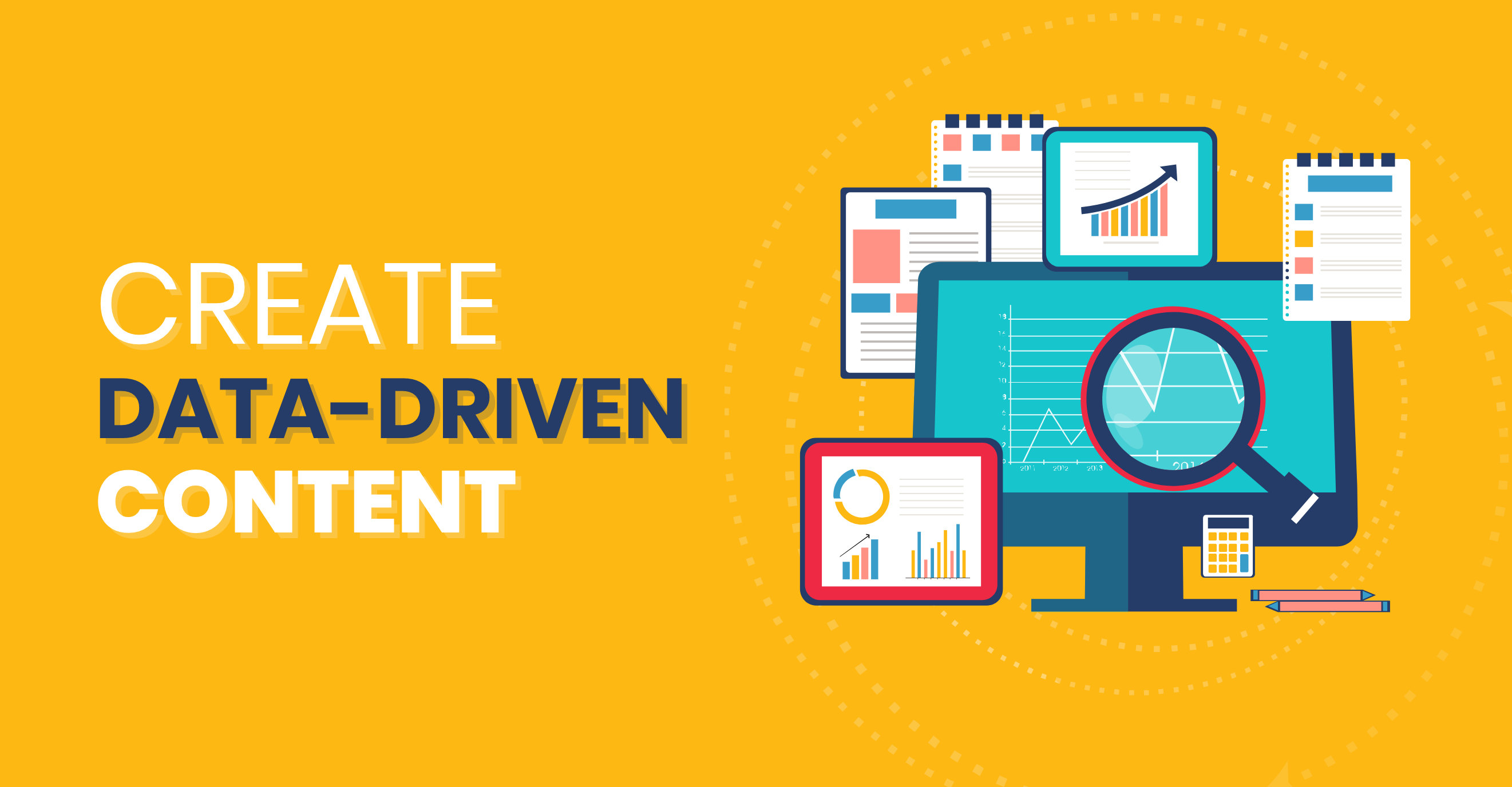 Data driven content-Replug