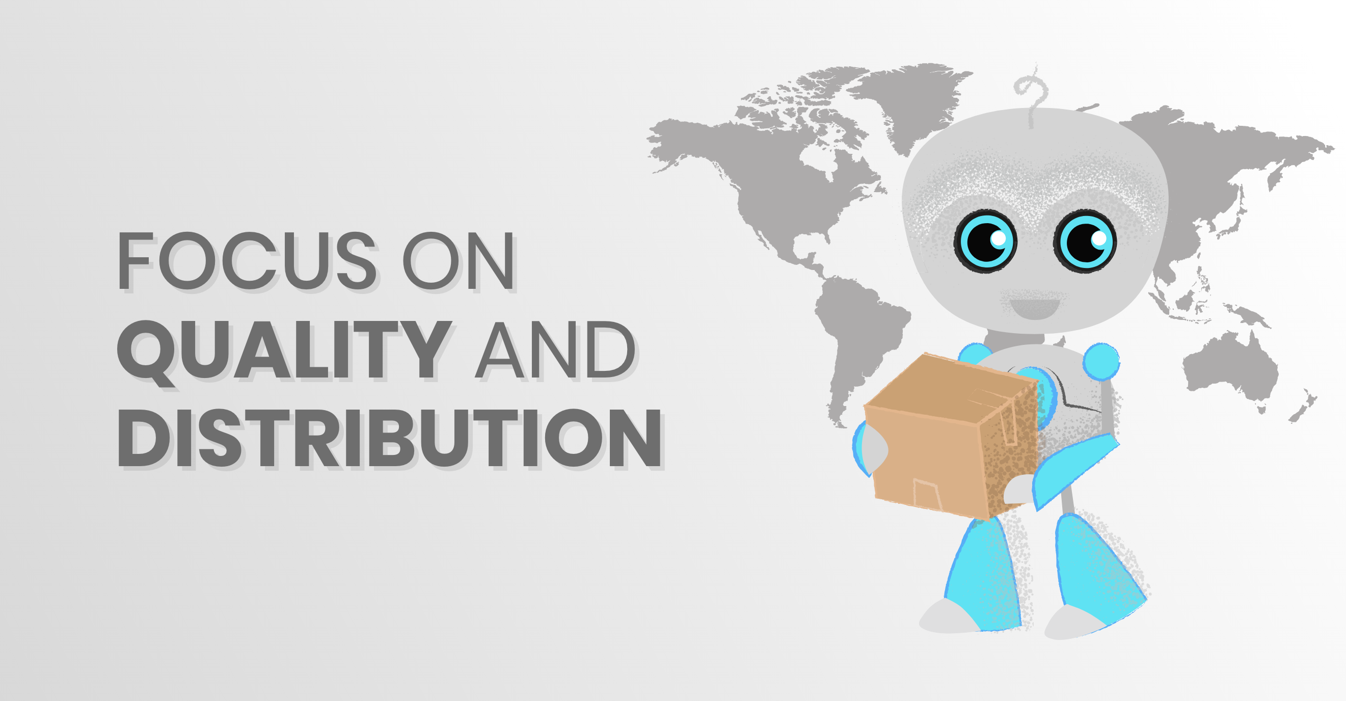 Quality and Distribution-Replug