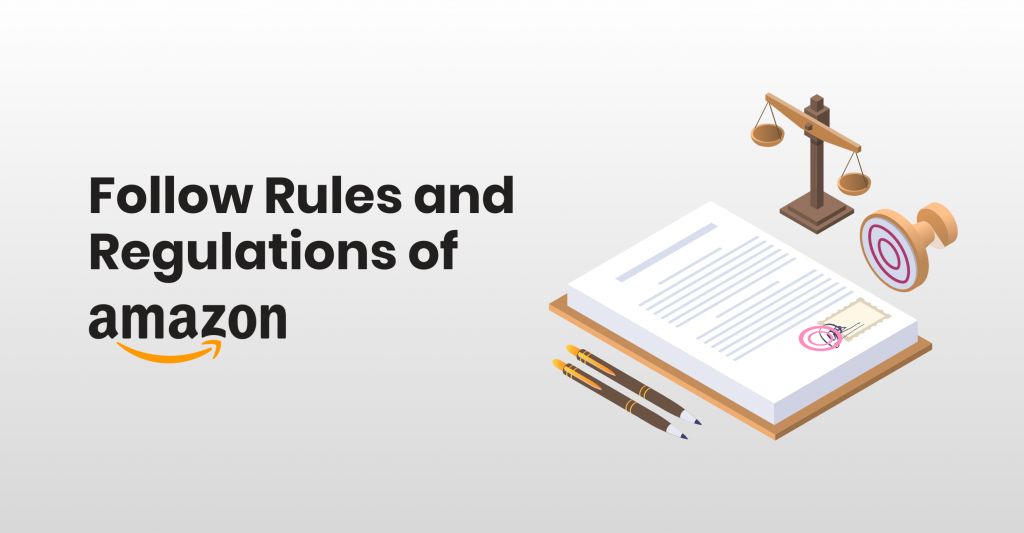 rules and regulations for amazon