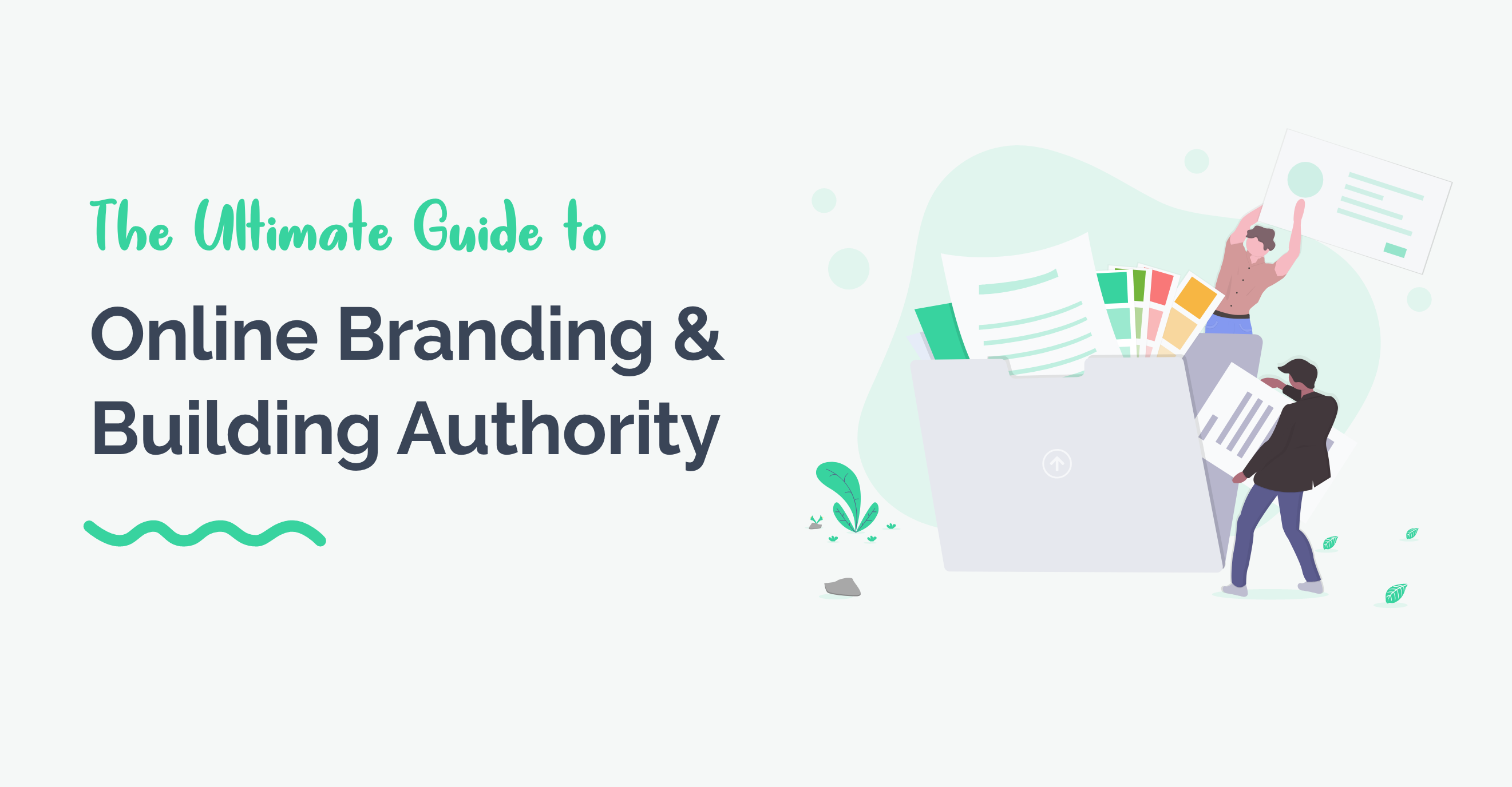 online branding and authority