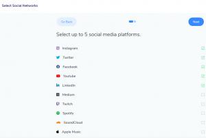 bio link social