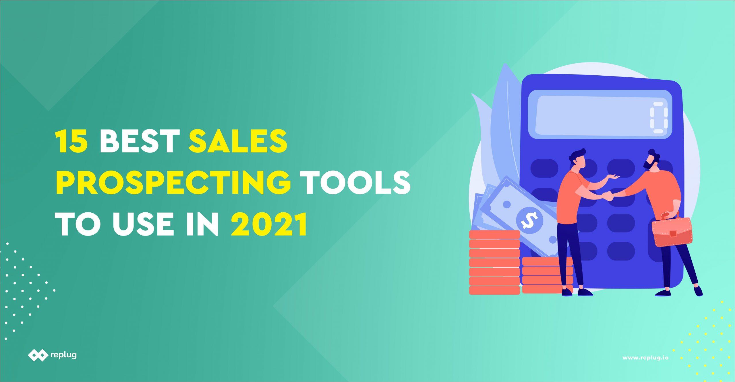 Best Sales Prospecting tools 2021