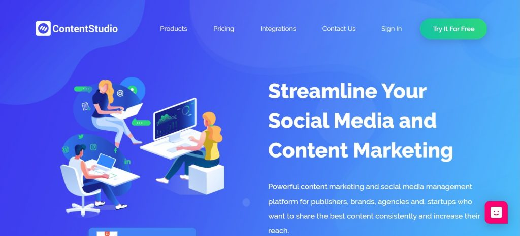 social media automation software