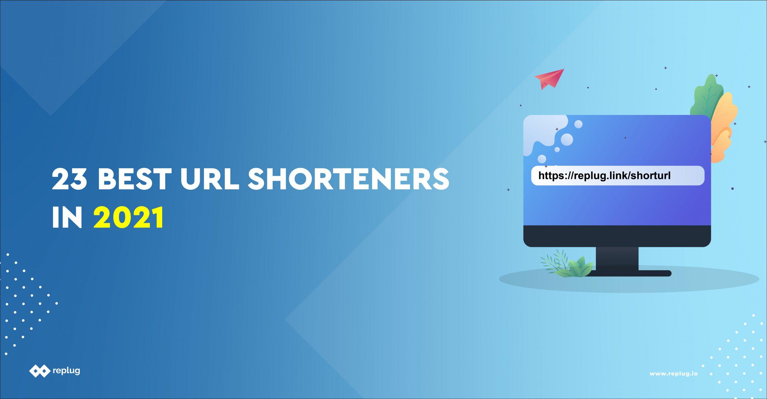 23 best url shortners of 2021