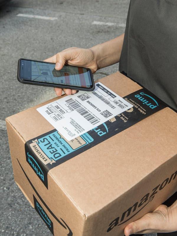 packaging QR